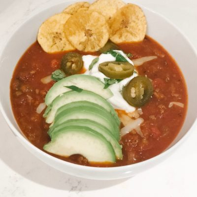 Chili: Two Ways