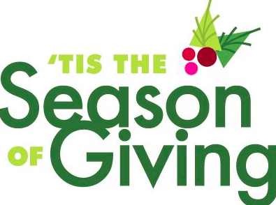 Tis The Season of Giving