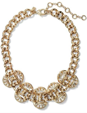 Chain Necklace ($118, now $59)
