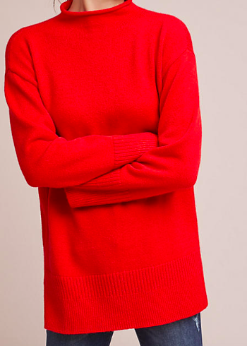 Oversized Pullover (was $98, now 30% OFF)