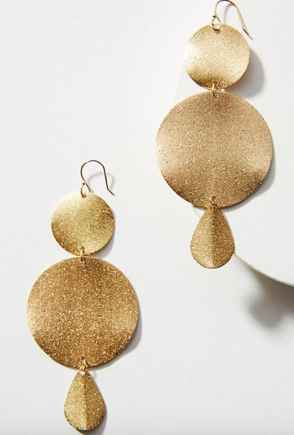 Starlight Earrings ($38, now 30% OFF)