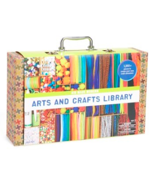 Art & Crafts Library.