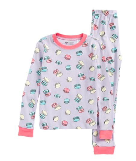 Macaron Pajamas.