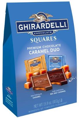 ~Caramel Squares