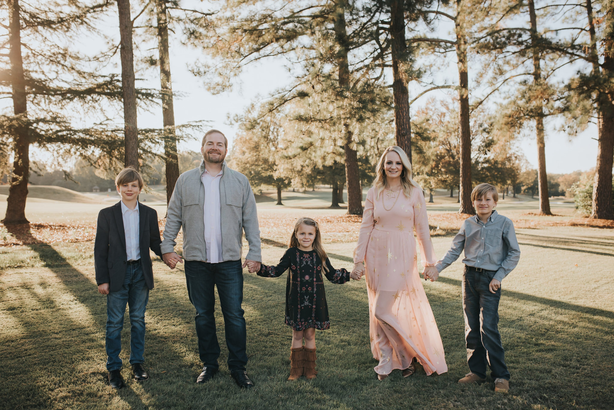 Styling Family Pictures