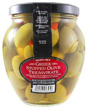 (6) Pickles, Pickled Okra & Olives