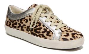 Leopard Low-Tops