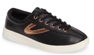 Basic Black Sneakers