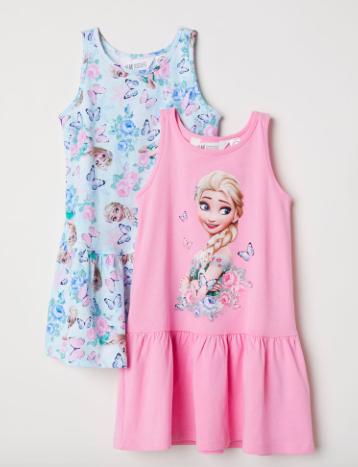Frozen Knit Dresses