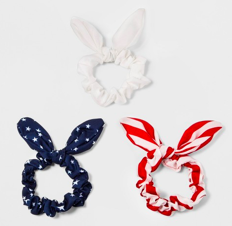 Set of 3 Scrunchies $6