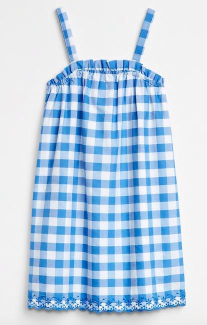 Gingham Dress $18