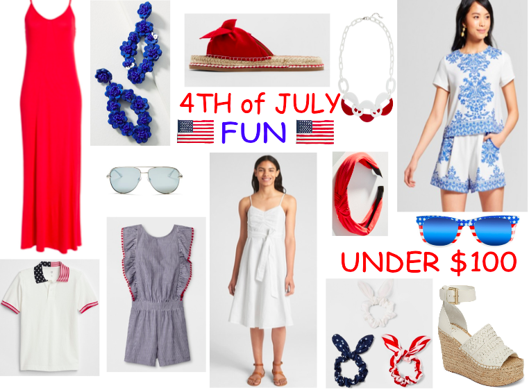 outfit ideas for the 4th of July