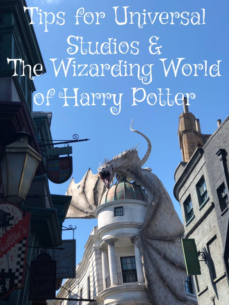 Tips for Universal Studios & the Wizarding World of Harry Potter