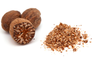 Nutmeg - Fall Spices List