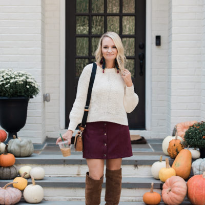 What Thanksgiving Means to Me plus What to Wear on Thanksgiving