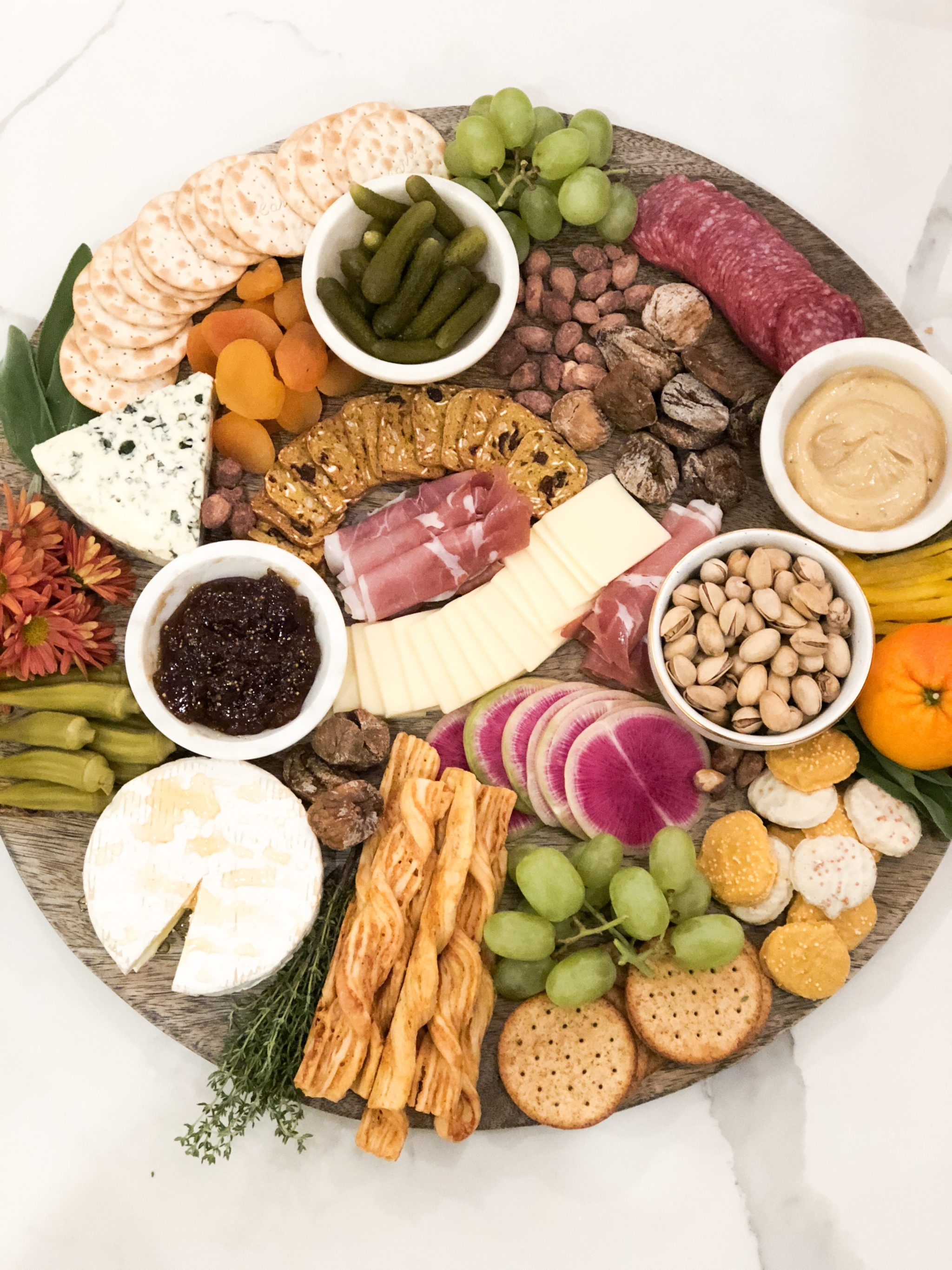 10 Elements for the Ultimate Cheese Board