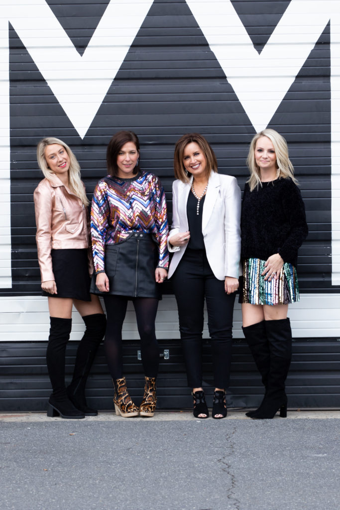 Queen City Chic |  LC Style Report  | Smart Southern Style | The Style Hostess - NYE outfits