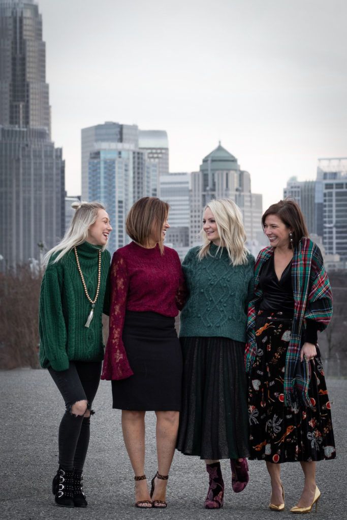 Queen City Chic |  LC Style Report  | Smart Southern Style | The Style Hostess - Winter outfits