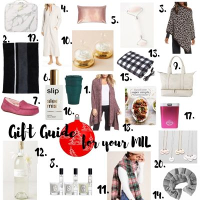 Gift Guide: The MIL