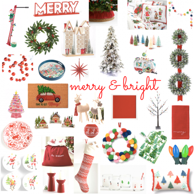 All is Merry + Bright